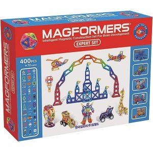 Магнитный конструктор Magformers Expert Set 63084