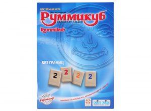 Настольная игра Румикуб Без границ мини БП-00002011