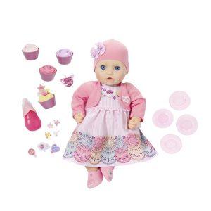 Интерактивная кукла Baby Annabell Праздничная многофункциональная 43 см 700-600