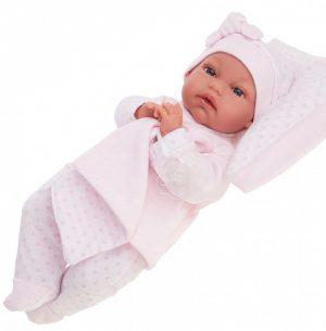 Кукла Antonio Juan Анастасия озвученная 34 см 7036P