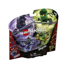 Конструктор LEGO Ninjago Ллойд мастер Кружитцу против Гармадона 70664
