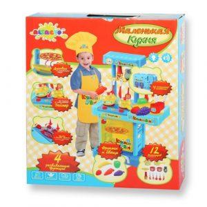 Набор Altacto Маленькая кухня в чемоданчике ALT0201-102
