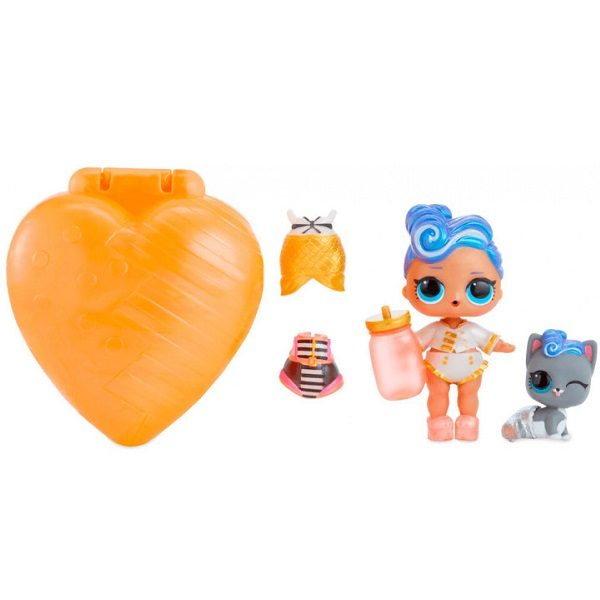 Игрушка LOL Шипучий сюрприз кукла и питомец 558361