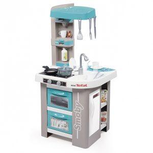 Кухня электронная Smoby Tefal Studio пузырьки 26 аксессуаров 48*46 5*99 см 311023