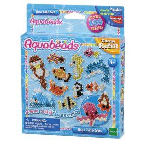 Набор бусин Aquabeads Морские животные 79138