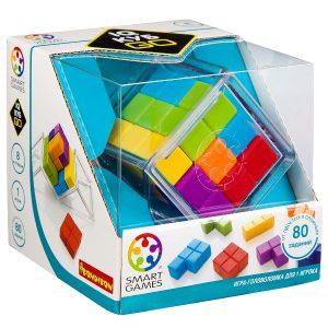 Логическая игра BONDIBON IQ Куб GO ВВ3331