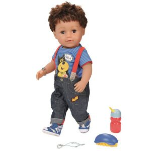 Интерактивная кукла BABY born Братик 43см 825-365