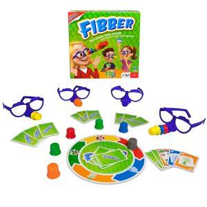 Игра Spin Master настольная FIBBER 34545