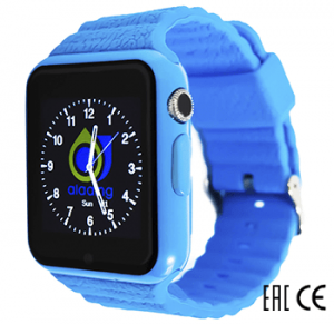 Часы Smart Baby Watch X10 голубой 07842