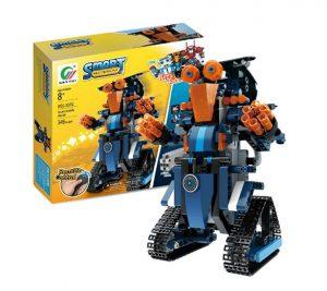 Конструктор EdiToys Робот М2 на р/у 2