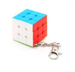 Block Puzzle 3x3x3 Брелок цветной пластик 0002
