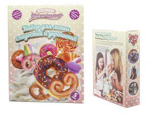 Масса для лепки Candy Clay Для лепки сладостей и украшений 11-0014