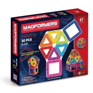 Магнитный конструктор Magformers Набор Радуга 63076 701005
