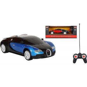 MZ Машина р/у 1:24 Bugatti Veyron 27028 Рич Фэмили