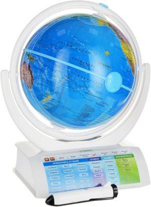 Интерактивный глобус Oregon с беспроводной ручкой SG338R