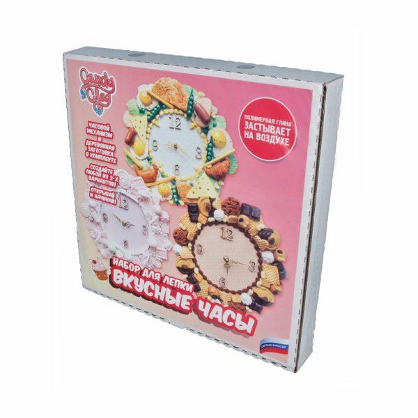Масса для лепки Candy Clay Вкусные часы 11-0020