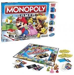 Настольная игра Games Монополия Геймер С1815121