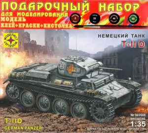 Игрушка Немецкий танк Т II D ПН303508