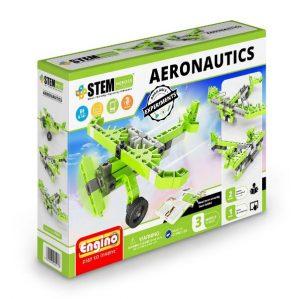 Конструктор ENGINO STEM HEROES Аэронавтика STH31