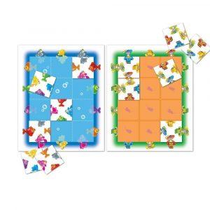 Игра головоломка Логические квадраты 2537