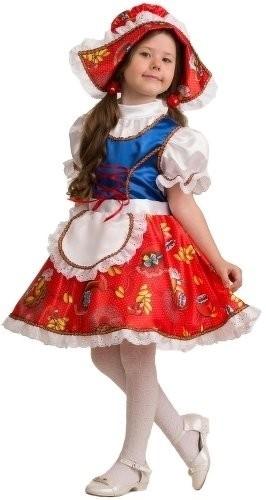 Карнавальный костюм Красная шапочка сказочная р.32 5205-32