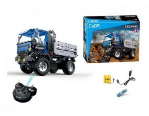 Игрушка конструктор CaDa Dump Truck 638 деталей  C51017W