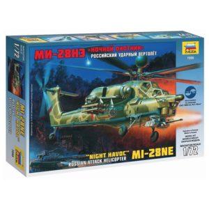 7255 Вертолет Ми 28Н