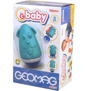 Конструктор магнитный Geomag Baby неваляшка песик 095