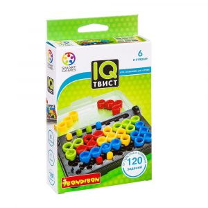 Логическая игра BONDIBON IQ Твист ВВ0868