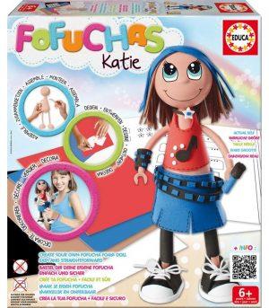 FOFUCHAS Кати - набор для творчества в виде кукол 16449