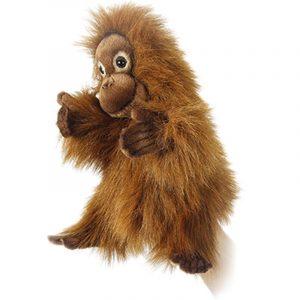 Игрушка на руку Hansa Малыш орангутанга 25 см 4038