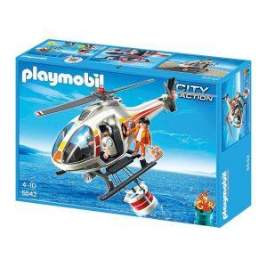 Береговая охрана Пожарный вертолет PLAYMOBIL 5542