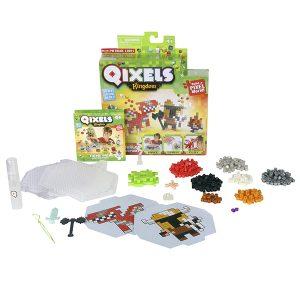 QIXELS Набор для творчества Поединок с драконом 87108