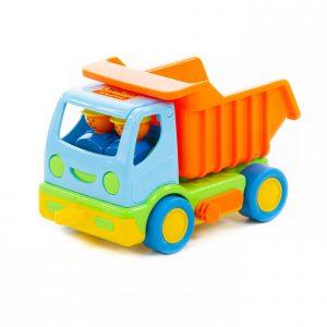 Автомобиль самосвал Мой первый грузовик в сеточке 3294