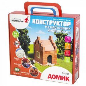 Домик конструктор керамический для детского творчества 302