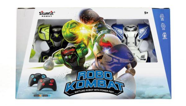 Боевые роботы SilverLit Робокомбат 88052