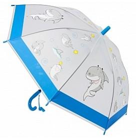 Зонт Акула Amico 66-49 см 42462