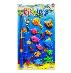 Рыбалка пластиковая Веселая рыбалка 1 100094951
