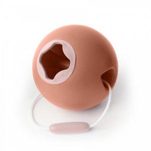 Ведёрко для воды Quut Ballo Коралловый и нежно розовый 170143